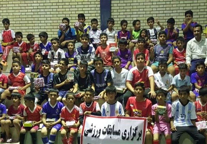 60 ورزشکار در مسابقه جام فتح خرمشهر در استان بوشهر شرکت کردند