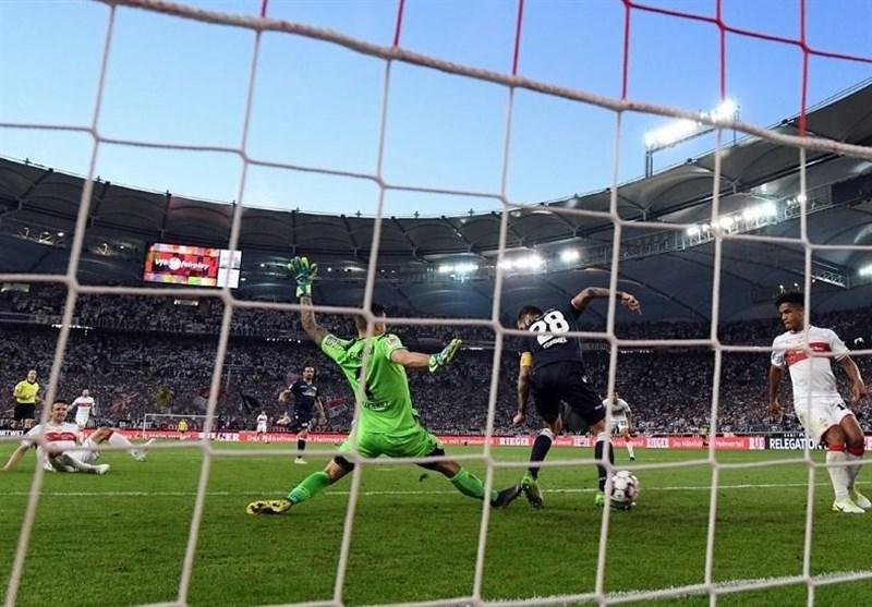 فوتبال جهان|یونیون برلین با تساوی به اولین حضور در بوندسلیگا نزدیک شد