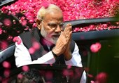Modi's Party Wins Absolute Majority in Indian Election