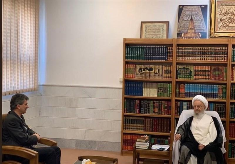 دیدار سفیر ترکیه در ایران با علمای قم