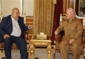 دیدار بارزانی و علاوی در شمال عراق/ رئیس اقلیم کردستان هفته آینده انتخاب میشود