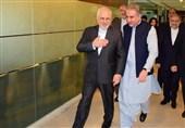 تاکید وزرای خارجه ایران و پاکستان بر گسترش همکاریهای منطقهای