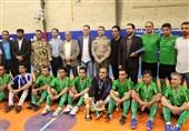 برگزاری رقابتهای فوتسال جام رمضان ارتش