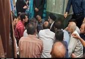 نماینده ولیفقیه در خوزستان پای درد و دل مردم منطقه کوی مدرس؛ همراه با مسئولان در منطقه حاضر میشویم+فیلم