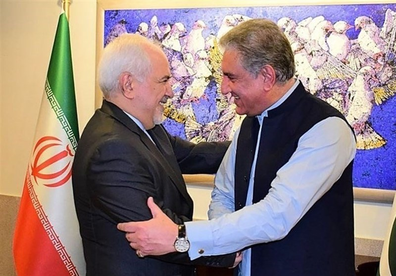 امریکی پابندیوں کا ملکر مقابلہ کرنے کی ضرورت ہے: ایرانی وزیرخارجہ