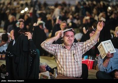 Iranians Mark Laylat Al-Qadr or Night of Destiny