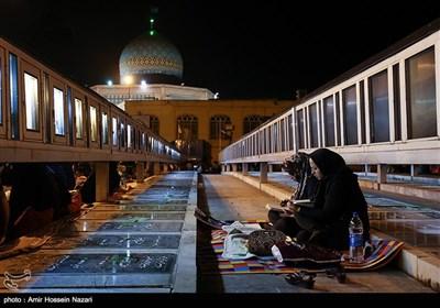 مراسم احیای شب نوزدهم ماه رمضان - قزوین