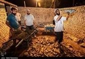 روایتی از فعالیت گروه جهادی «آلیاسین» در مناطق سیلزده و زلزلهزدهکرمانشاه