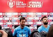 فوتبال جهان| مسی: در شکستمان مقابل لیورپول والورده مقصر نبود/ به فکر ترک بارسلونا نیفتادهام