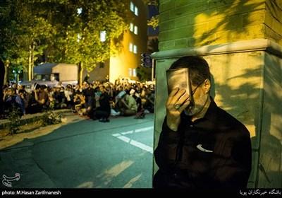 مراسم احیای شب نوزدهم ماه رمضان-دانشگاه شریف