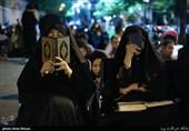 اصفهان در دومین شب قدر؛ ندای «الهی العفو» در شهر گنبدهای فیروزهای طنینانداز شد + تصاویر