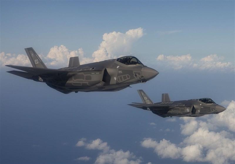 آزمایش جنگندههای نسل پنجم آمریکا در افغانستان