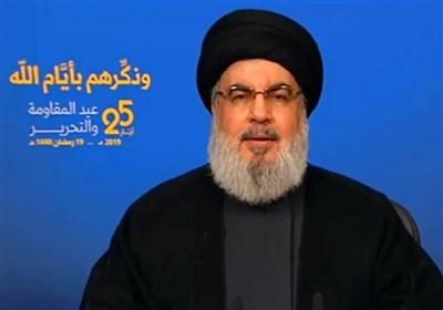 السید نصر الله فی عید المقاومة : عنوان یوم القدس هذا العام هو مواجهة صفقة القرن
