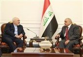 Iran's Foreign Minister Meets Iraqi Leaders in Baghdad