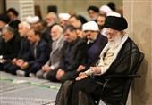 بحضور قائد الثورة..اقامة مراسم العزاء بذکرى استشهاد الامام علی (ع)