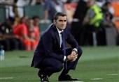 فوتبال جهان| والورده پس از شکست بارسلونا در فینال جام حذفی: احساس خوبی دارم/ ترجیح میدادم اینجا ببازم تا در یک چهارم نهایی