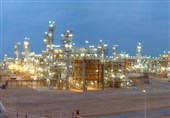 """الانتاج الیومی من الغاز یرتفع الى 60 ملیون متر مکعب فی المصفاة الثانیة لـ""""بارس الجنوبی"""""""