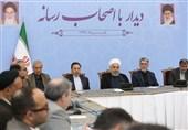 روحانی: قطعا از رنج و مشکلات مردم خبر دارم/ پیروز میدان مبارزه با آمریکا هستیم
