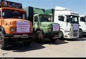 ارسال کمک گلستانیها برای مردم سیلزده کرمان توسط سپاه نینوا