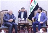ظریف در بغداد : گفتوگوهای خوبی با مقامات عراقی درباره تحولات منطقه داشتیم