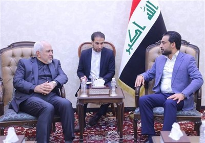 Iraqi Parliament Speaker Stresses Maintaining Ties with Iran