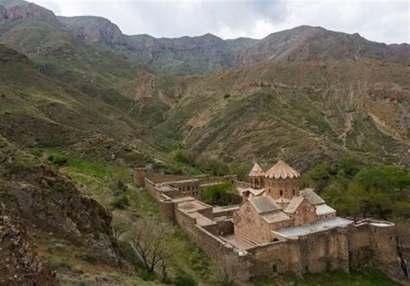 St Stephanos Church in Iran's Jolfa - Tourism news