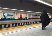 انجام موفق تست گرم ایستگاه متروی میدان شهدا تا امام حسین