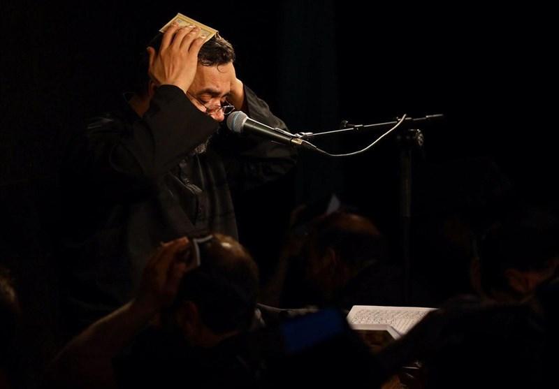 «أَرْحَمَ الرَّاحِمِین»؛ مناجات رمضانیه محمود کریمی