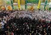 برگزاری مراسم سوگواری شهادت امام علی (ع) در نجف اشرف با حضور میلیونها عاشق