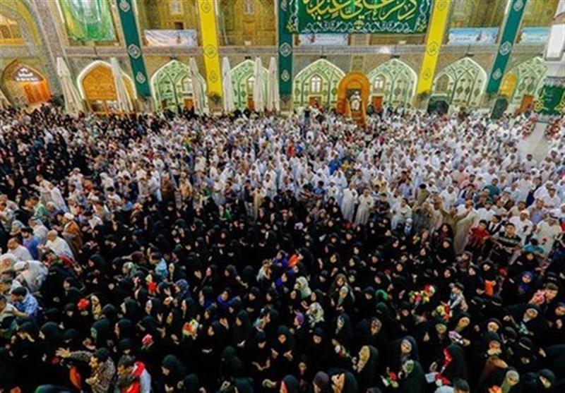 طرح امنیتی ویژه الحشد الشعبی در سالروز شهادت امام علی (ع)