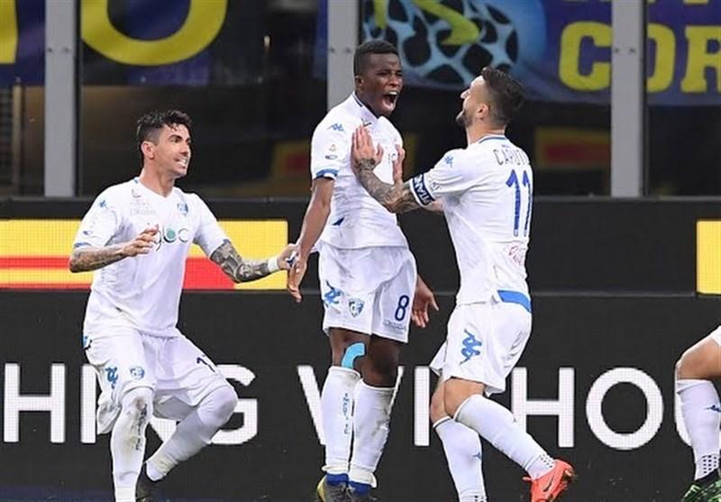 فوتبال جهان  اینتر به لیگ قهرمانان رسید/ آتالانتا، میلان را جا گذاشت و اروپایی شد