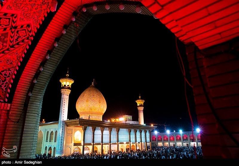 سومین حرم اهل بیت سوگوار و عزادار شمسالشموس؛ هویت معنوی بینالحرمین در شیراز احیا میشود