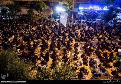 مراسم احیای شب قدر - مسجد حضرت امیر(ع)