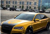 کشف خودروی خونین قهرمان المپیک در سنپترزبورگ