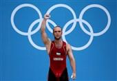 وزنهبردار قهرمان المپیکی دوپینگی شد