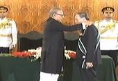پاکستان؛ ملکی اور غیرملکی184 شخصیات کو سول ایوارڈز کا اعلان