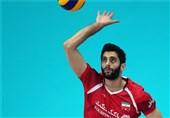 عبادیپور: برای ایرانیها، زندگی یعنی والیبال