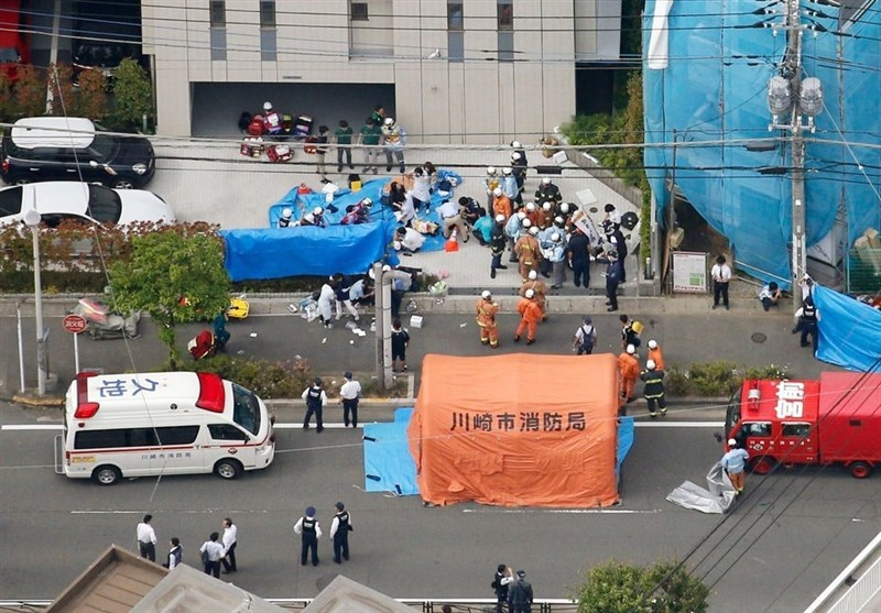 Three Dead, 19 Injured in Japan's Kawasaki Knife Attack