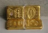 کشف 2 شمش طلا به ارزش بیش از یک میلیارد در کفش یک مسافر