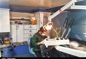 خدمات رایگان دندانپزشکی به مرزنشینان استان گلستان ارائه میشود
