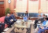 گفتگوی مسئولین دولت پاکستان و ازبکستان برای تکمیل پروژه راهداری مشترک