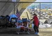 2.5 میلیون کودک بیخانمان آمریکایی در مسیر تبدیل به بزهکاران حرفهای