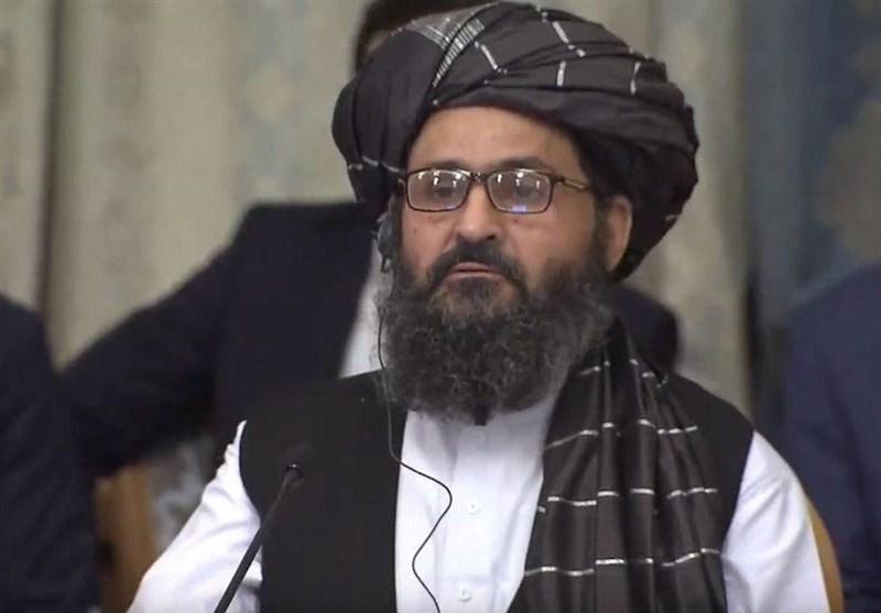 ملابرادر و اعضای دفتر سیاسی طالبان با ظریف دیدار کردند