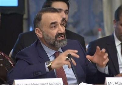 عطامحمد نور: تشکیل دولت مستقل فلسطین راهحل عادلانه پایان جنگ است