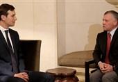 تحصن اردنیها در مقابل سفارت آمریکا در اعتراض به سفر داماد ترامپ