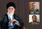 Iran's New Air Defense Commanders Appointed