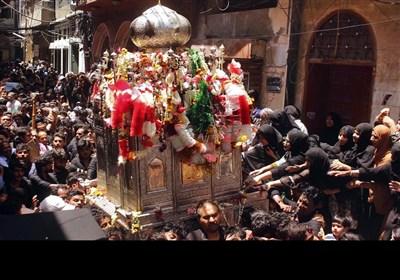 پاکستان میں یوم علی (ع) کے تصویری مناظر