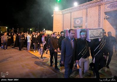 مراسم احیای شب قدر - باغ موزه دفاع مقدس