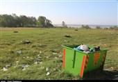 اینفوگراف| میزان تولید زباله ایرانی ها