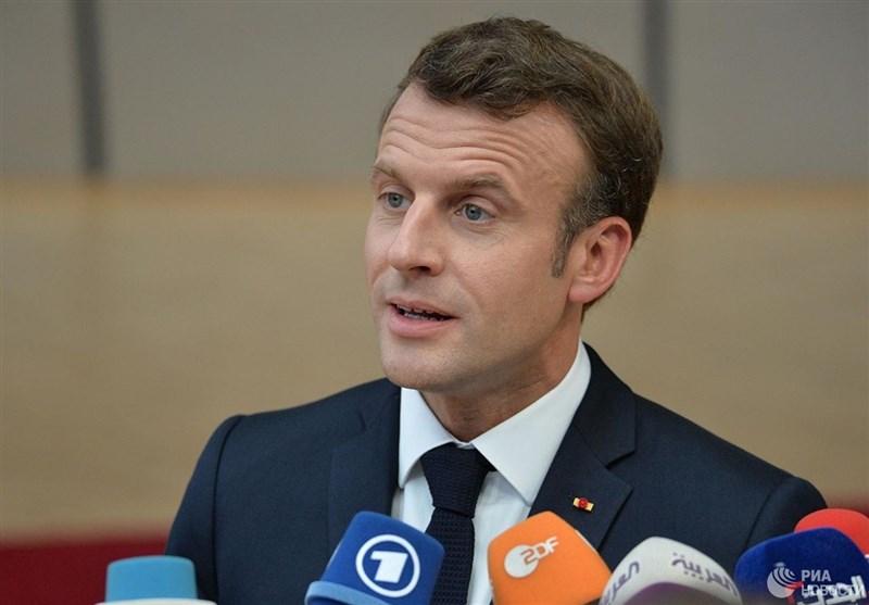 رئیس جمهور فرانسه با تکرار مداخله در لبنان خواستار اصلاحات شد